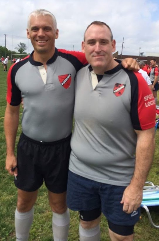 Scott Adcox and Bill McArthur New Orleans 2014